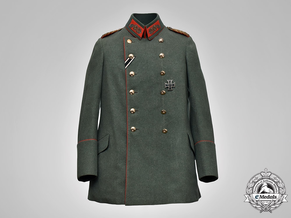 Germany, Imperial. An Imperial Army Generalmajor (Major General) Tunic