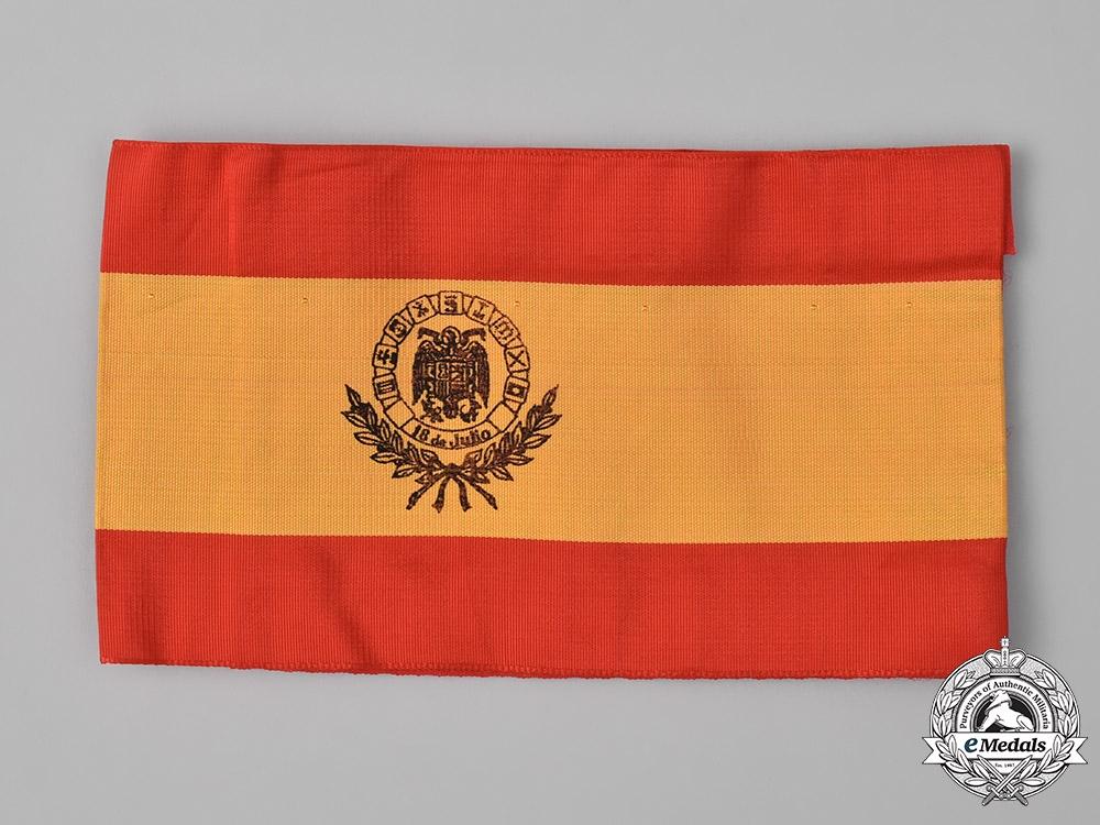 Spain, Fascist State. A Lot of Civil War Period Items