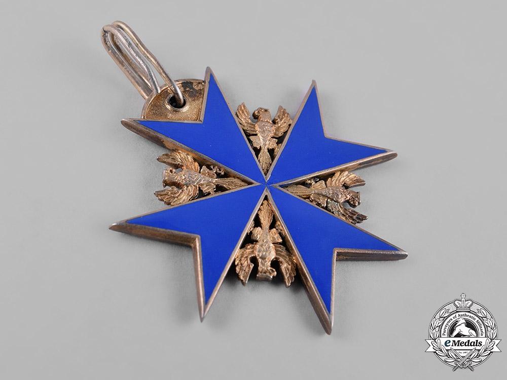 Prussia, Kingdom. A Pour-le-Mérite, by Godet, c.1930