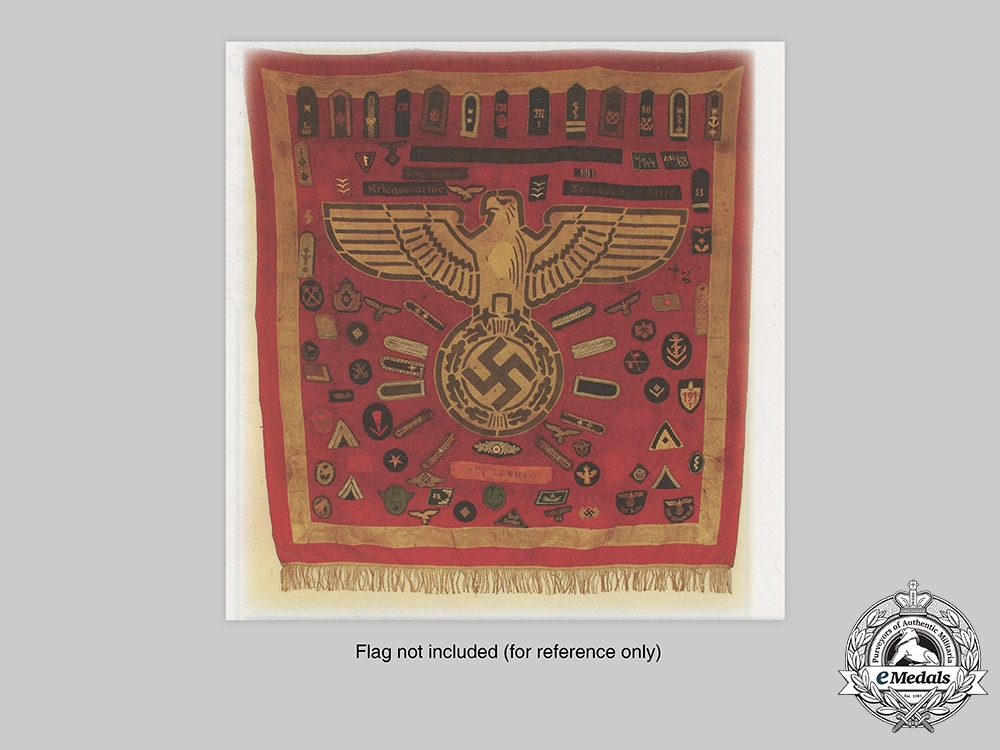 Germany, HJ. A Set of German HJ Cloth Insignia