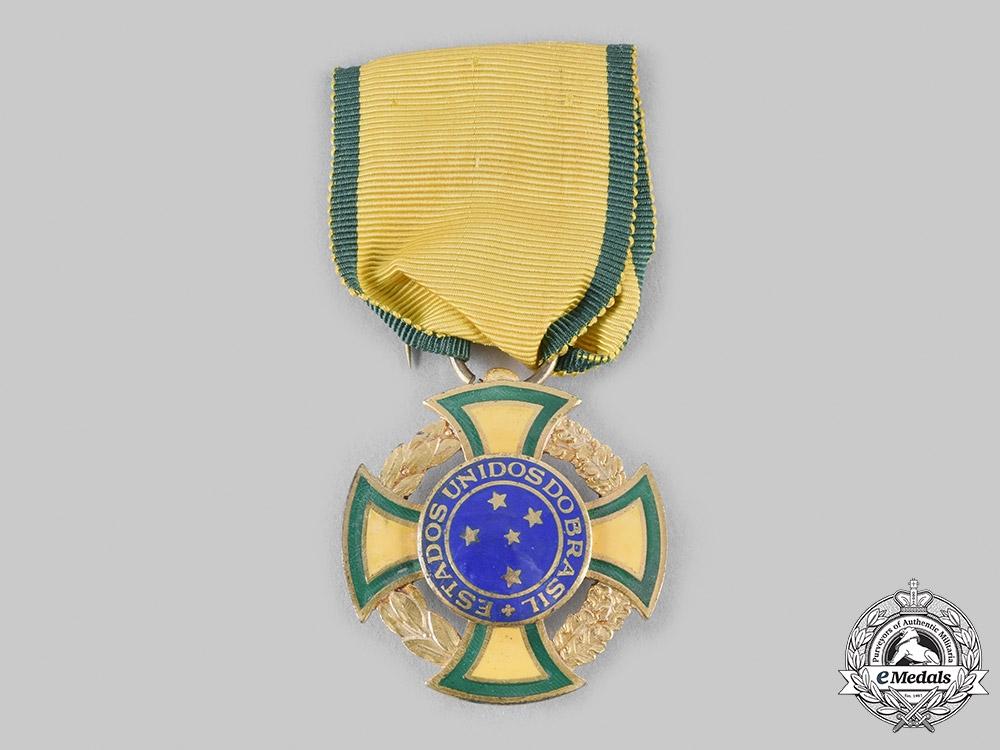 Brazil, Federative Republic. A War Medal for the Second World War