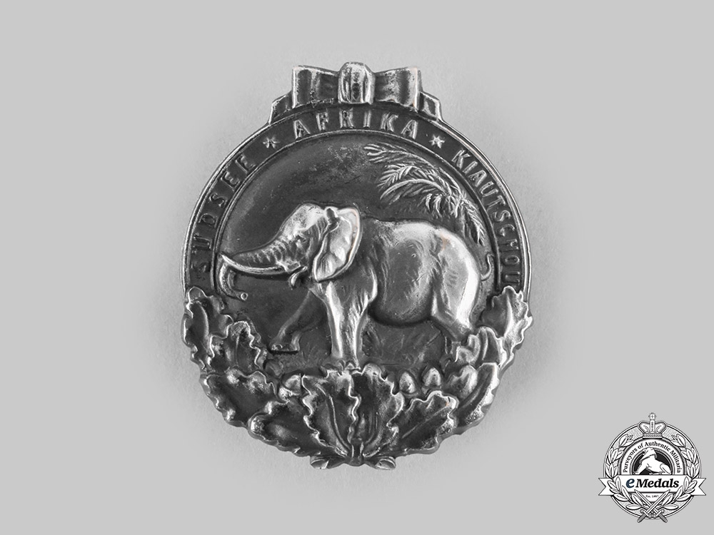 Germany, Weimar Republic. A Colonial Badge