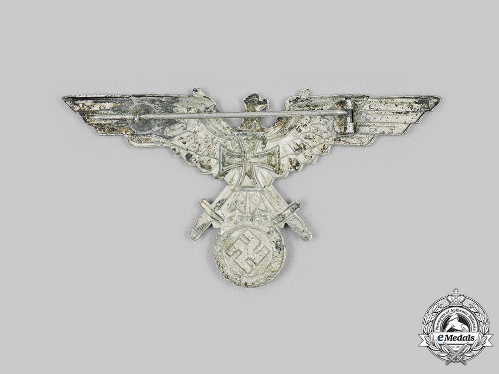 Germany, NSRKB. A National Socialsit Reich Warriors' League Breast Eagle