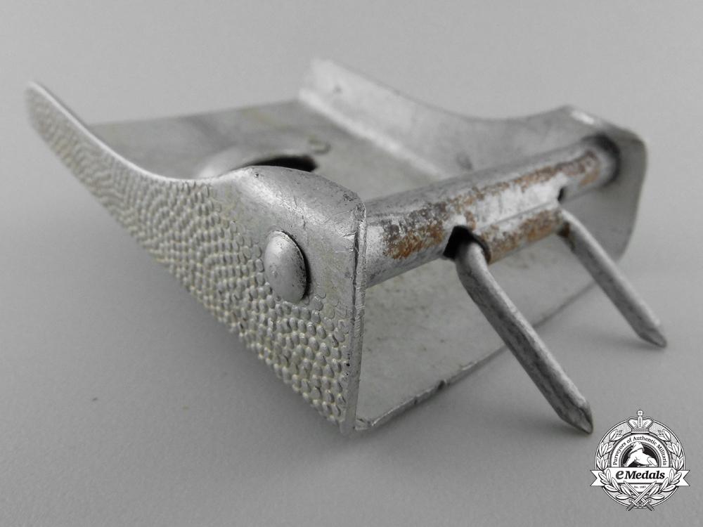 A Kriegsmarine Enlisted Man's Belt Buckle