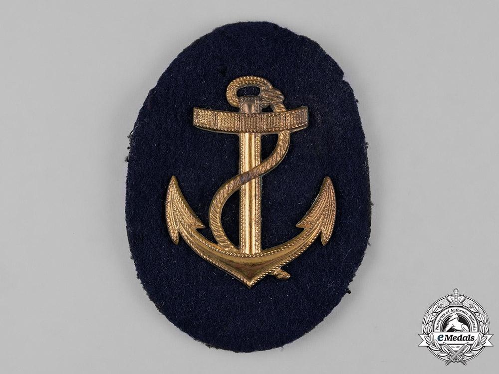 Germany, Kriegsmarine. A Kriegsmarine Petty Officer's Arm Insignia