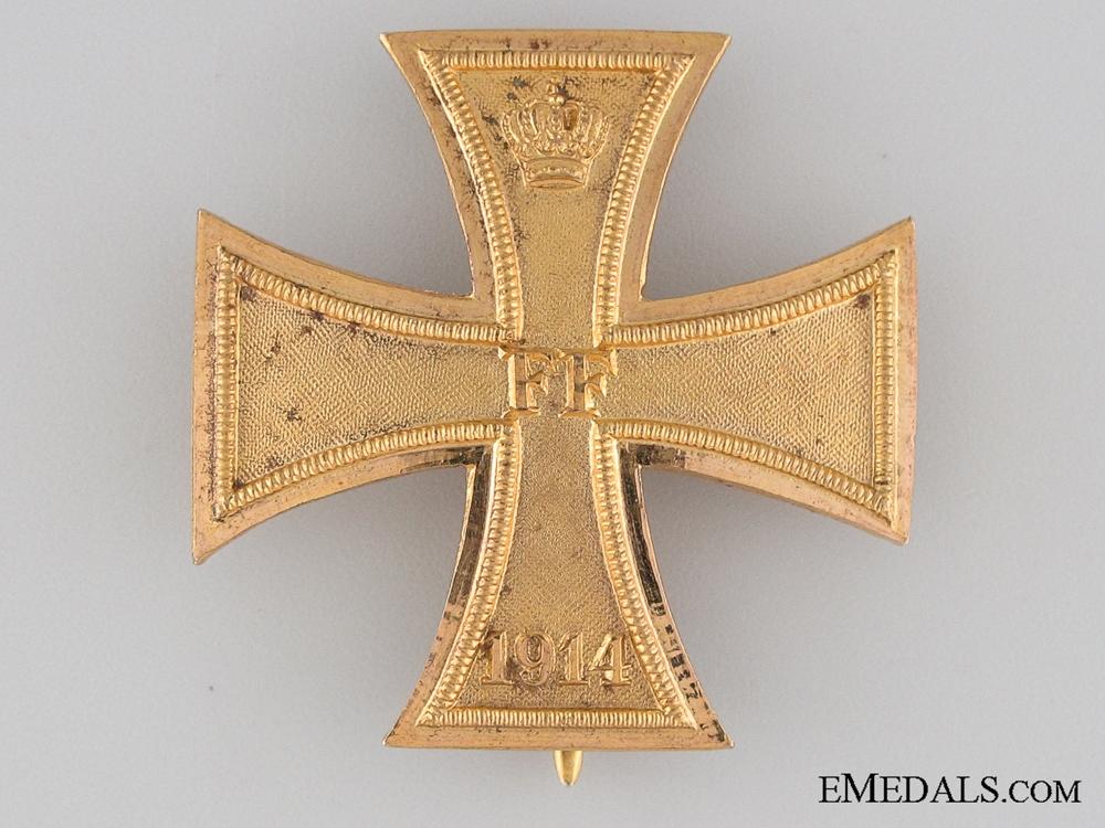 Mecklenburg-Schwerin, War Cross 1914 1st. Class