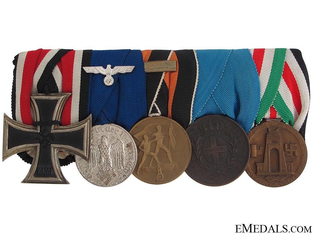 Medal Bar to KC Winner