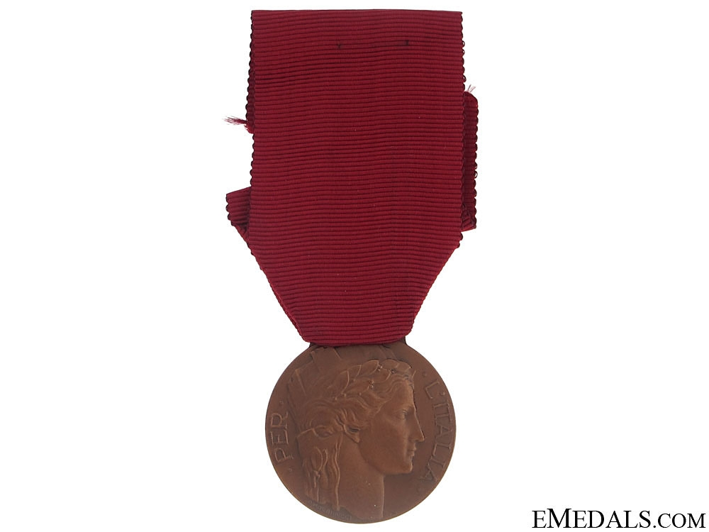 Merit Medal for Volunteers of the 1940-45 War