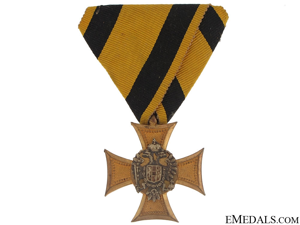 Military Long Service Decoration