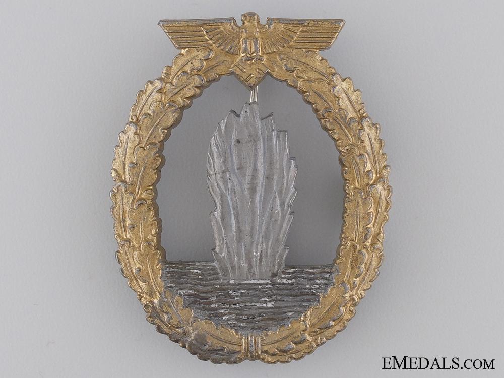 Minesweeper War Badge; Unnamed