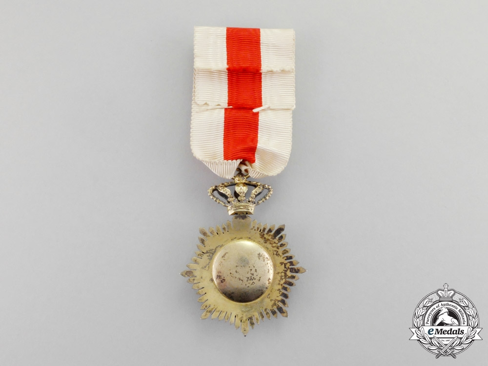 Spain. An Order of the Red Cross of Spain, 1st Class Commander, c.1900