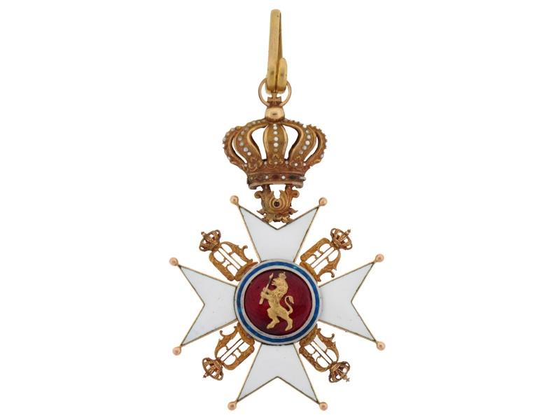 The Royal Norwegian Order of St. Olav Type I