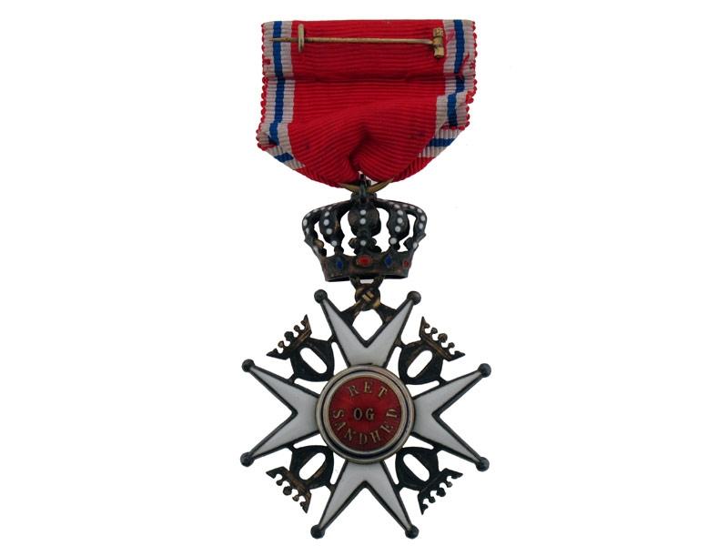 The Royal Norwegian Order of St. Olav