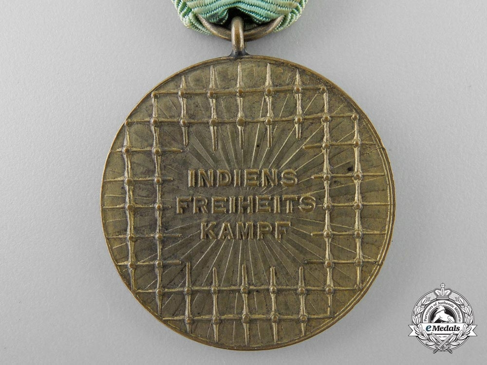 A 1942-45 Free India Medal