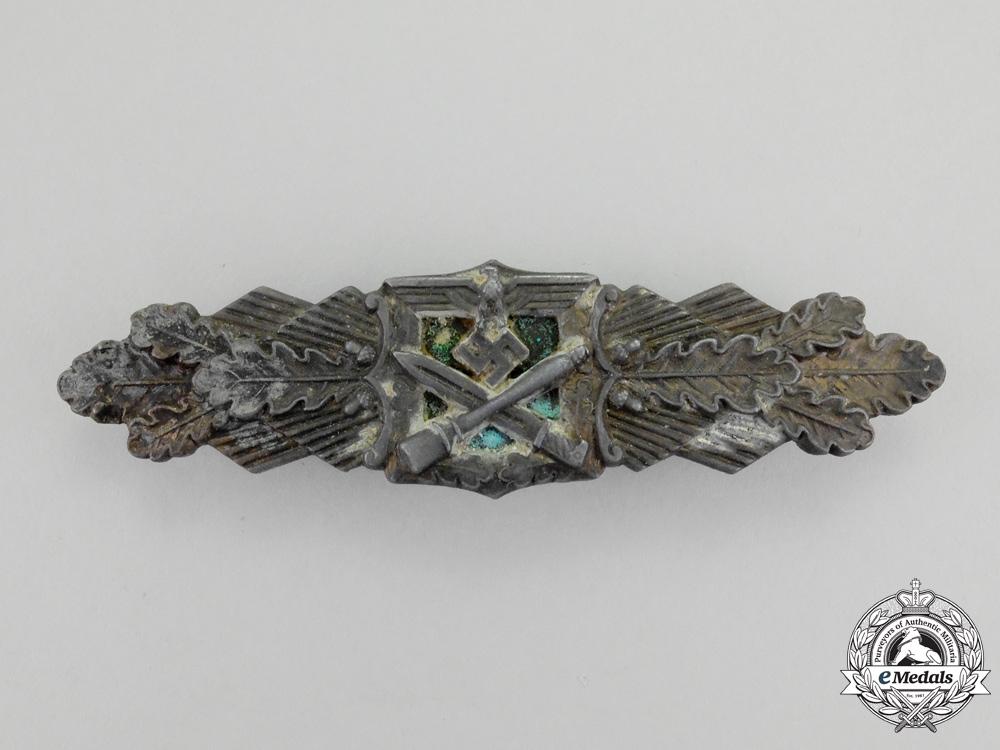 Germany, Heer. A Bronze Grade Close Combat Clasp, by C.E.Juncker