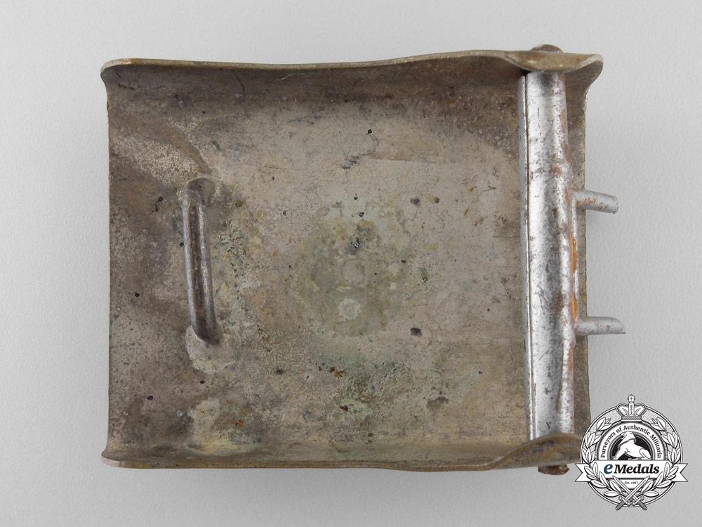 An Unidentified Second War Period German Belt Buckle
