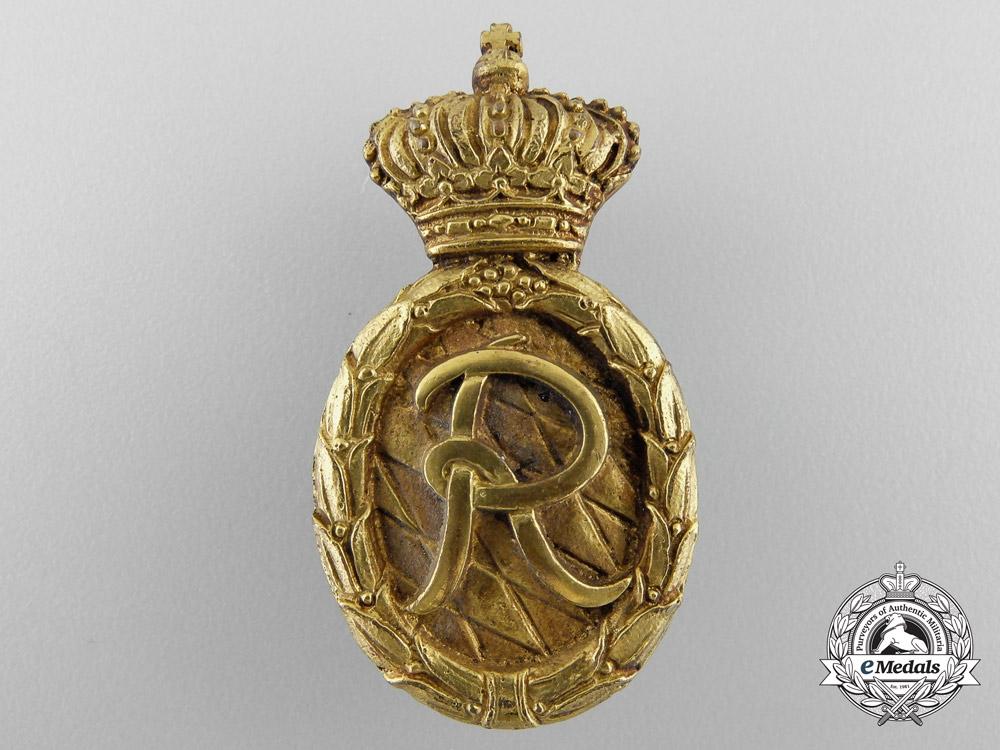 A 1929 Crown Prinz Rupprecht Merit Award