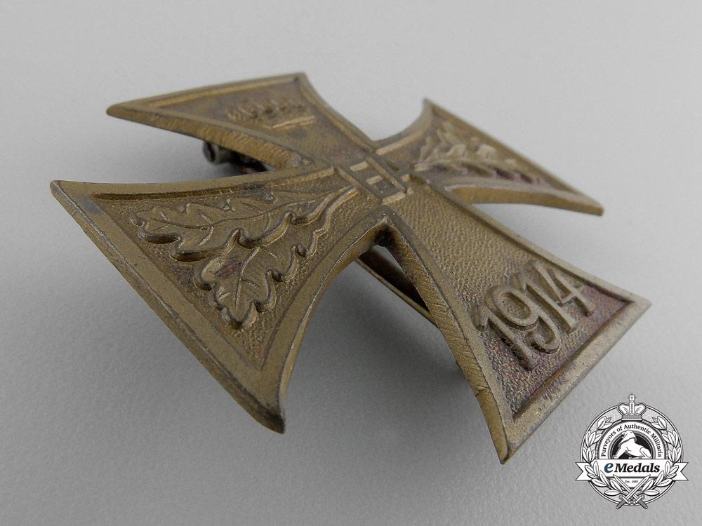 A 1914 Brunswick War Merit Cross First Class
