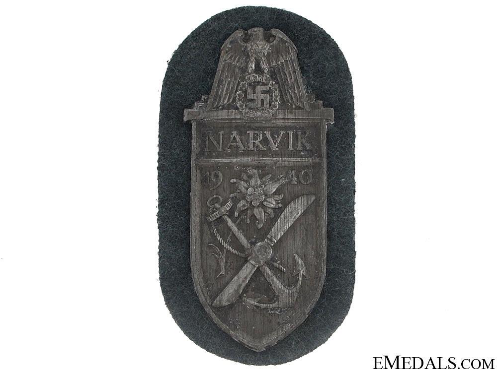 Narvik Campaign Shield
