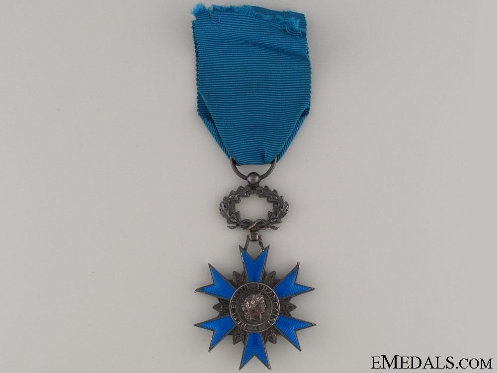 National Order of Merit - Knight