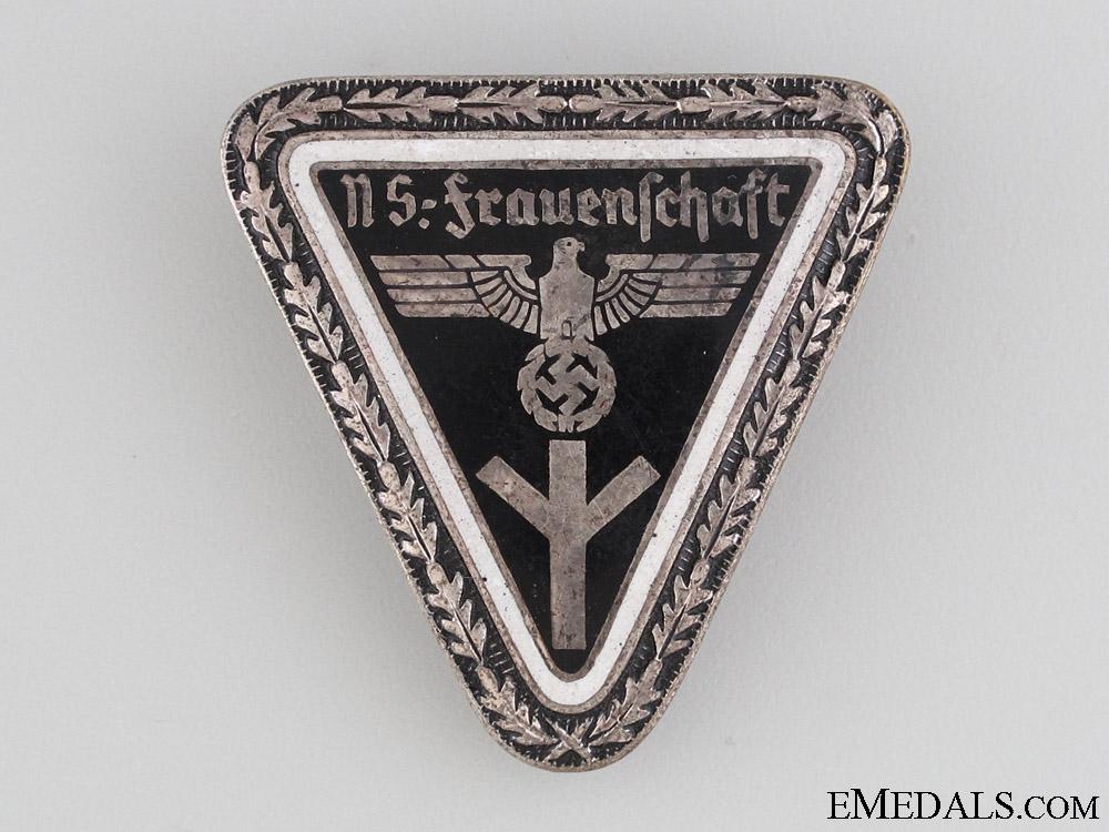 Nationalsozialistische Frauenschaft Badge