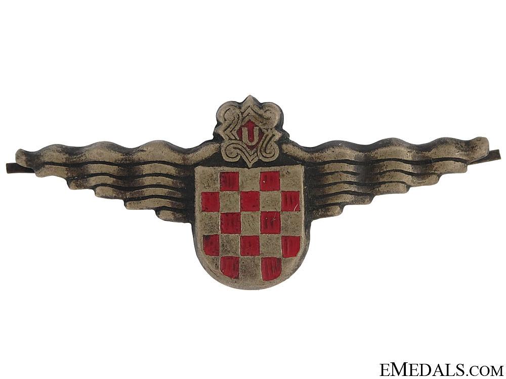 Naval Cap Badge 1944-45