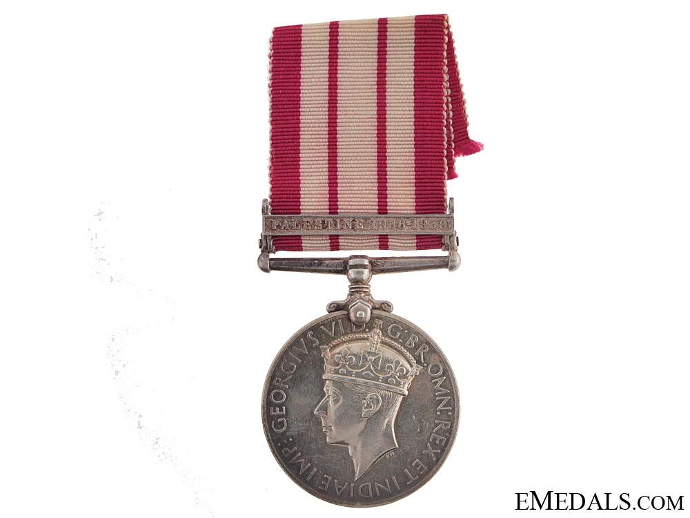 Naval General Service Medal 1915-1962 - Palestine