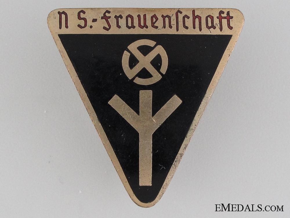 Nazi Women's League Membership Badge, Type III