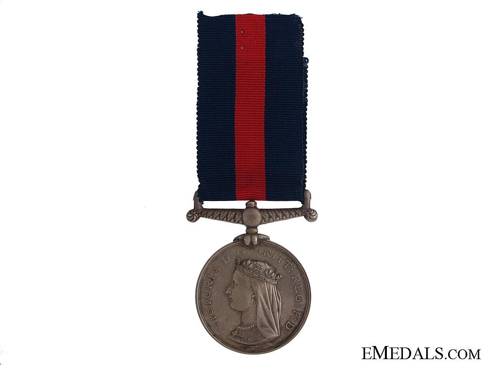 New Zealand Medal - Armed Constabulary