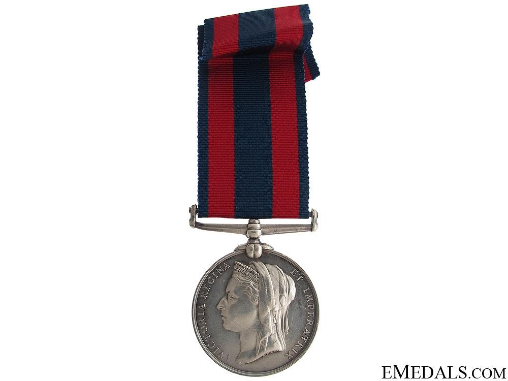Northwest Canada Medal - 9th Battalion