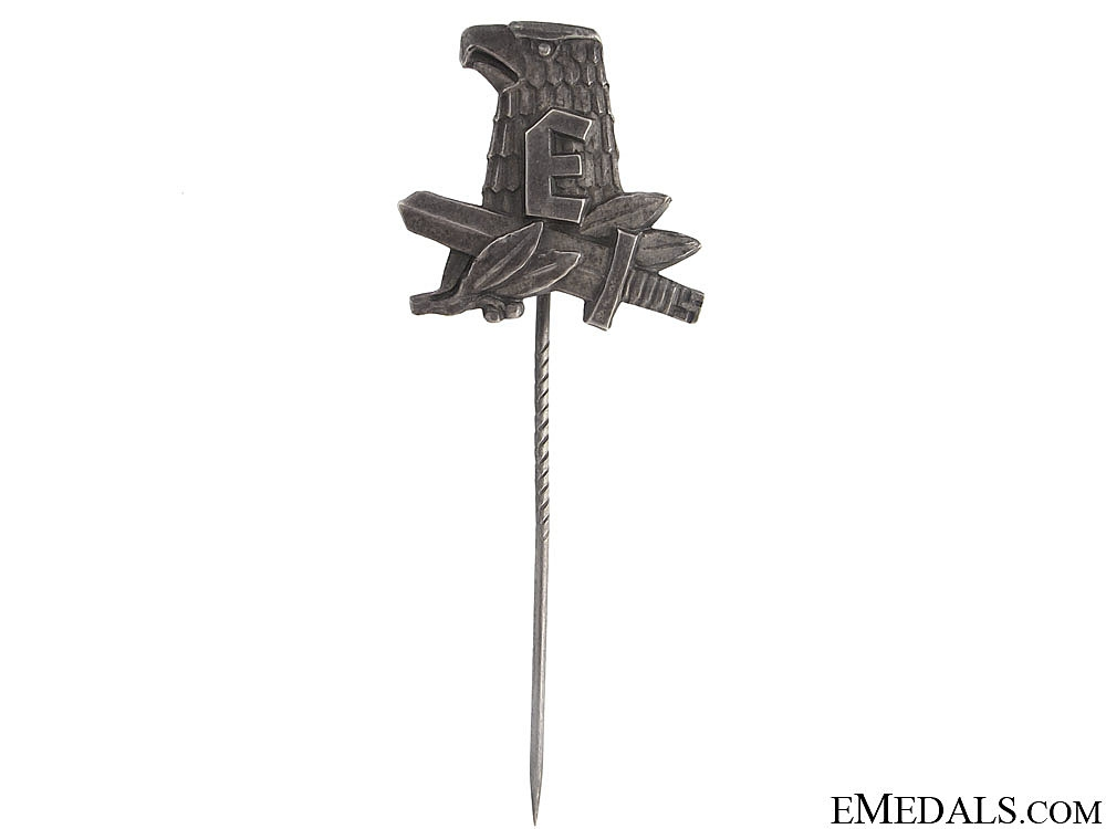 NSDAP Badge of the Leader School Egendorf