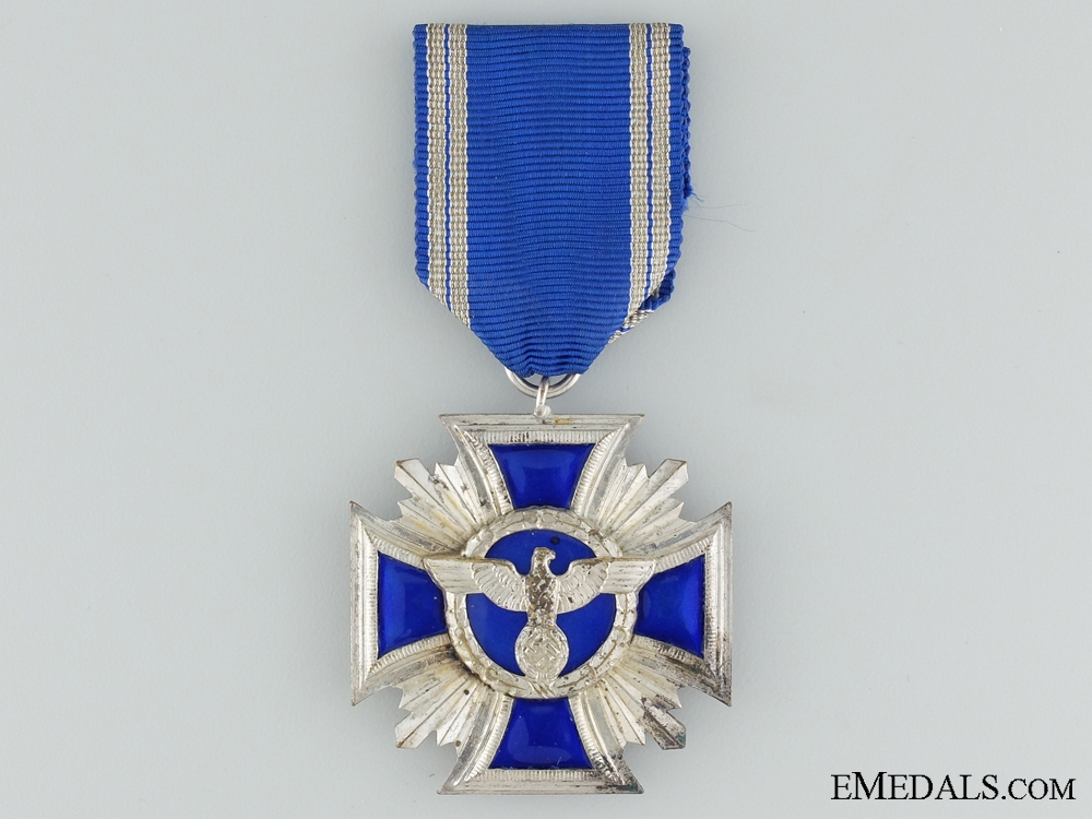 NSDAP Long Service Award; For 15 Years Service