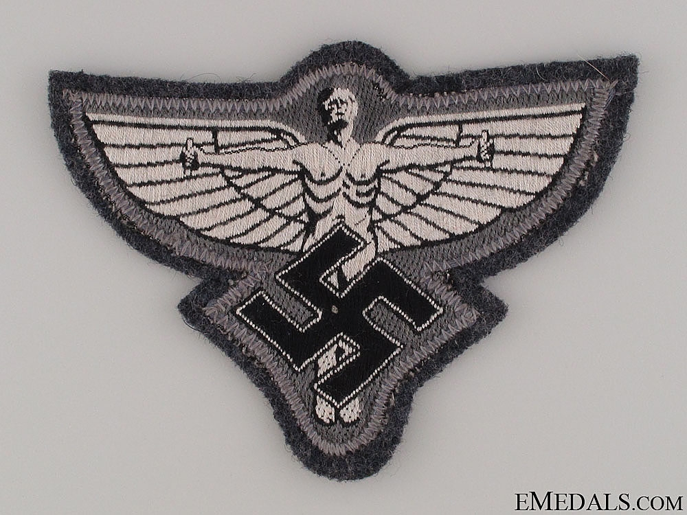 NSFK Cloth Badge