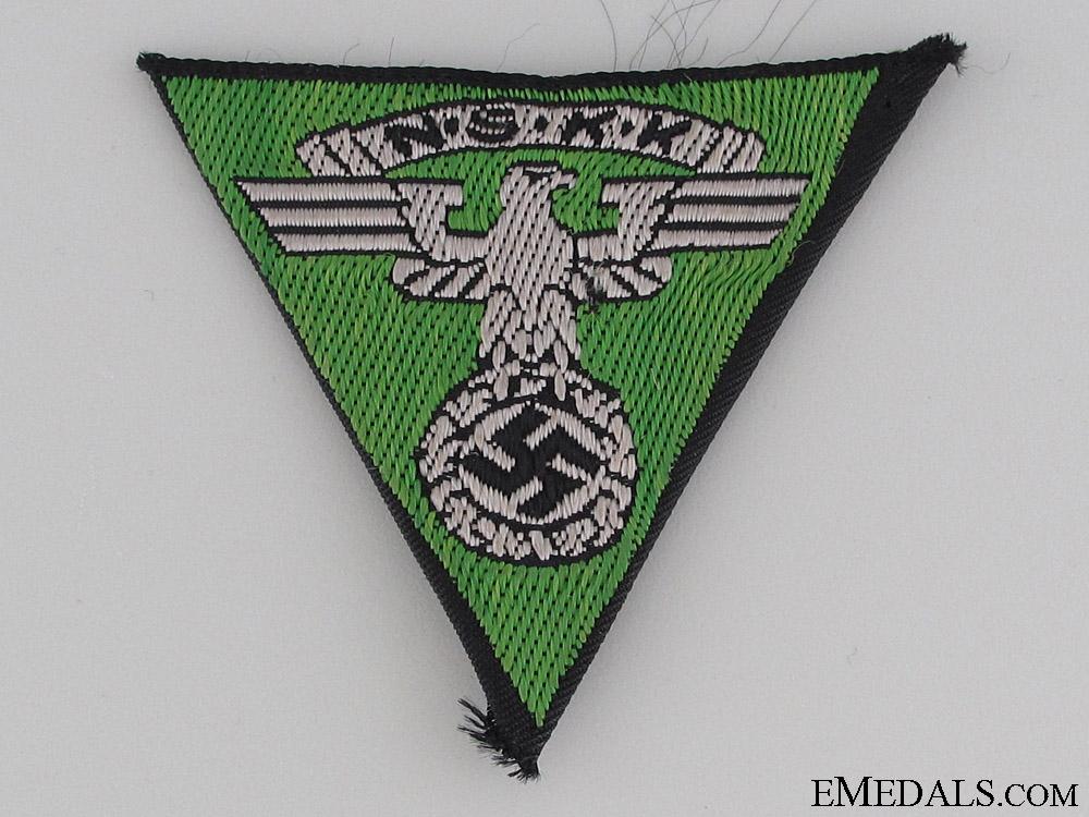 NSKK Cloth Insignia for Side Cap