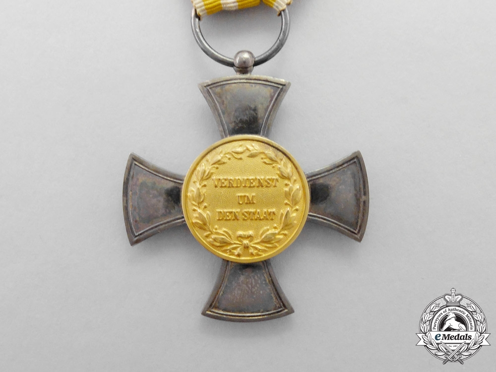 Prussia. A 1900-1918 Issue General Honour Cross