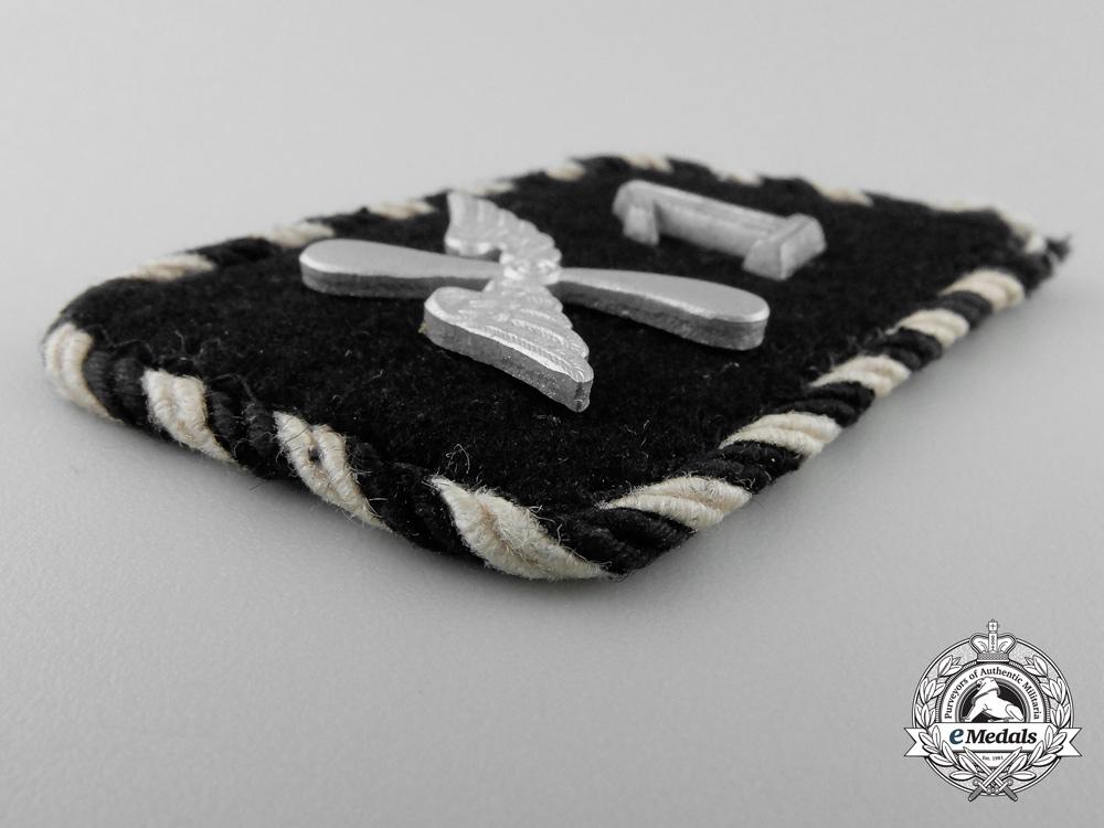 A Collar Tab for SA Flieger Sturm Standarte 1 Hochland