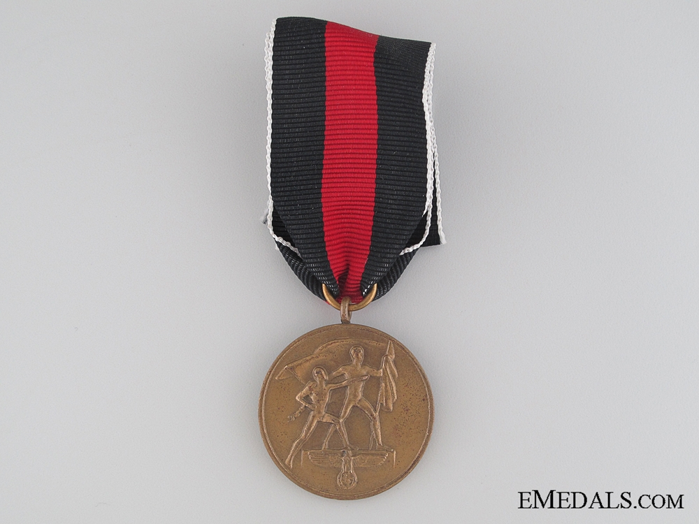 October 1 Commemorative Medal