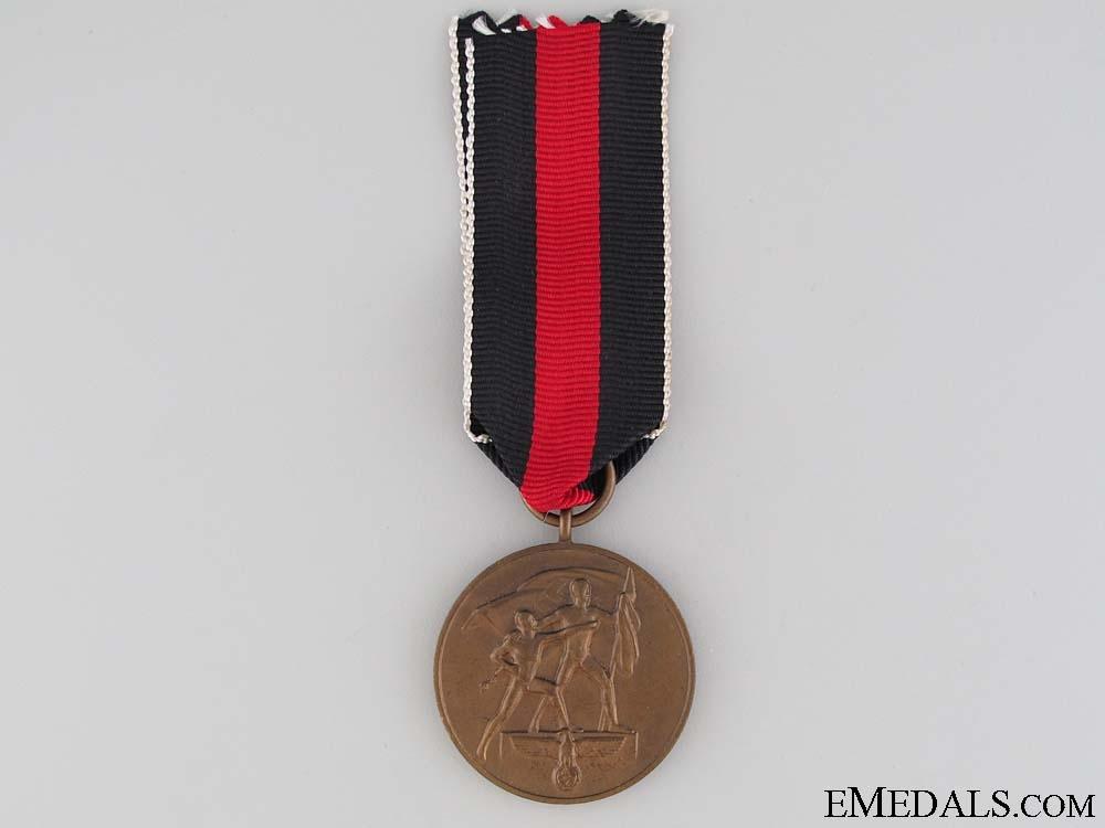 October 1 Commemorative Medal