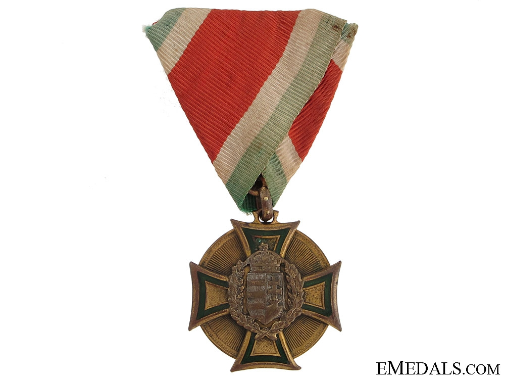 Officer's Long Service Cross