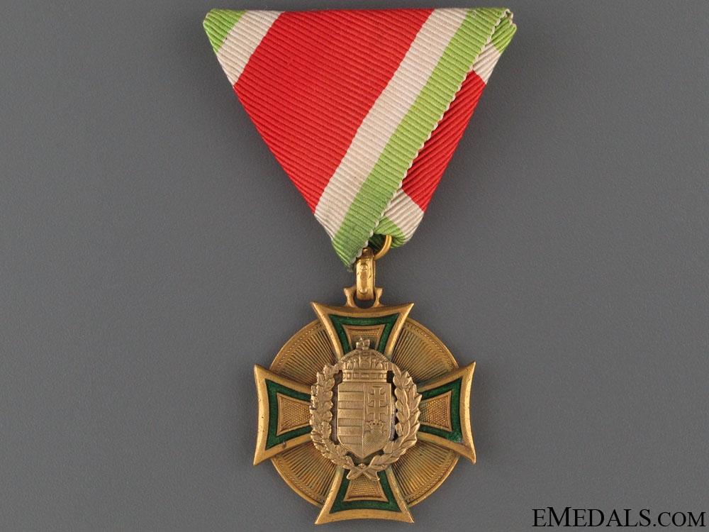 Officer's Long Service Cross