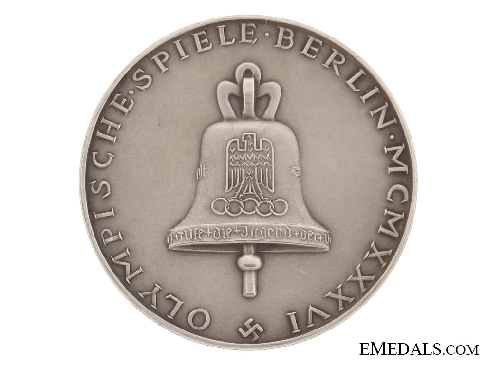 1936 Olympic Games Medal