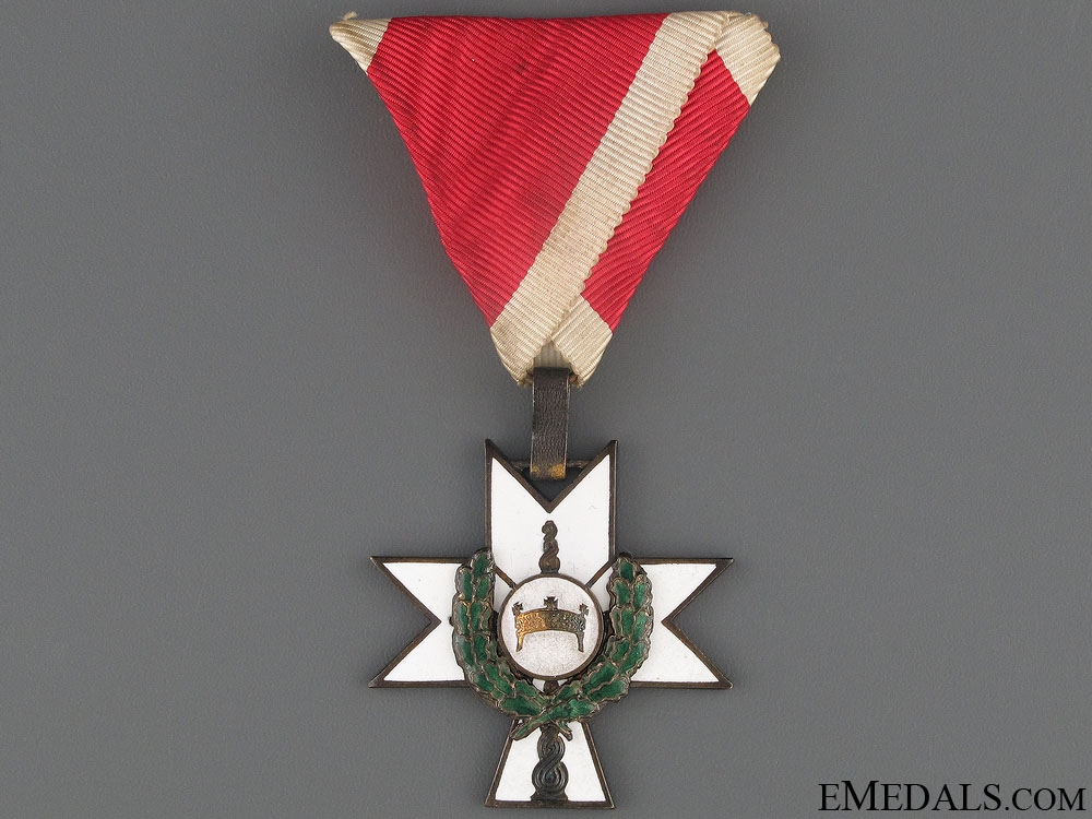 Order of King Zvonimir 1941-45