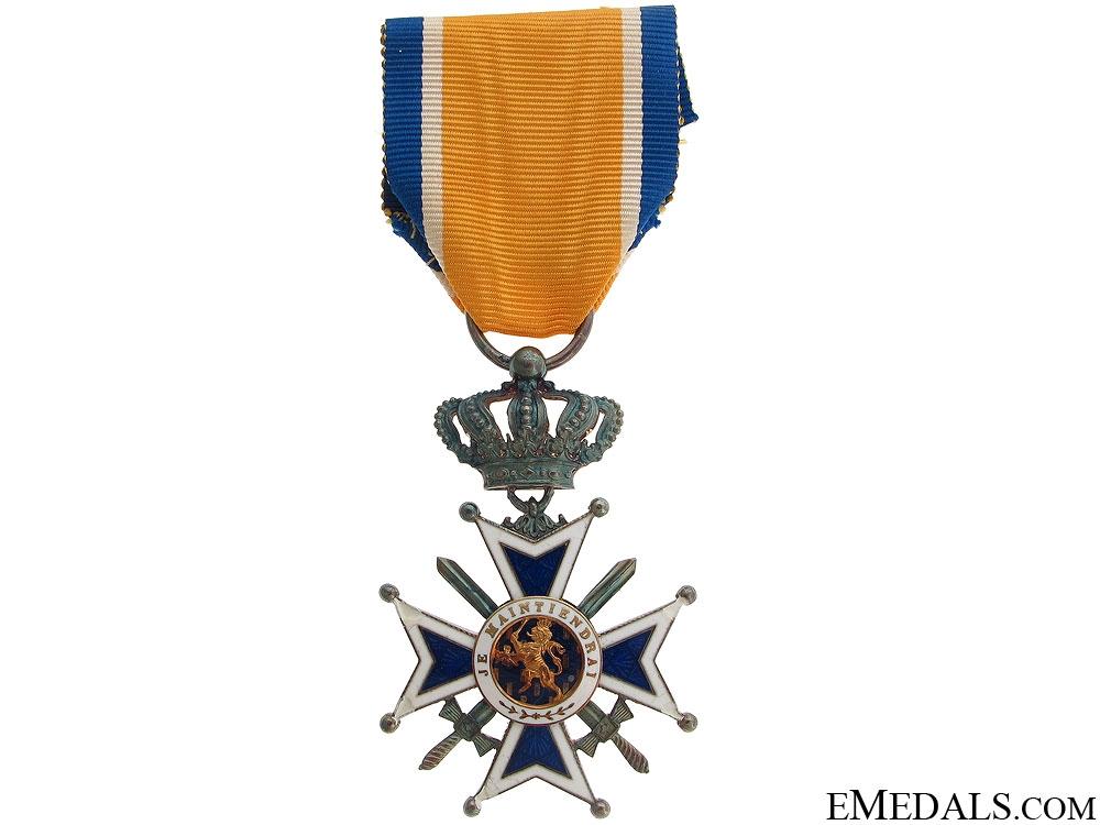 Order of Orange Nassau – Knight