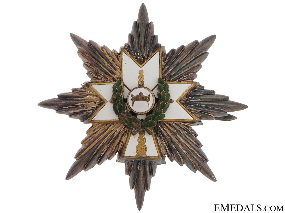 Order of the Crown of King Zvonimir