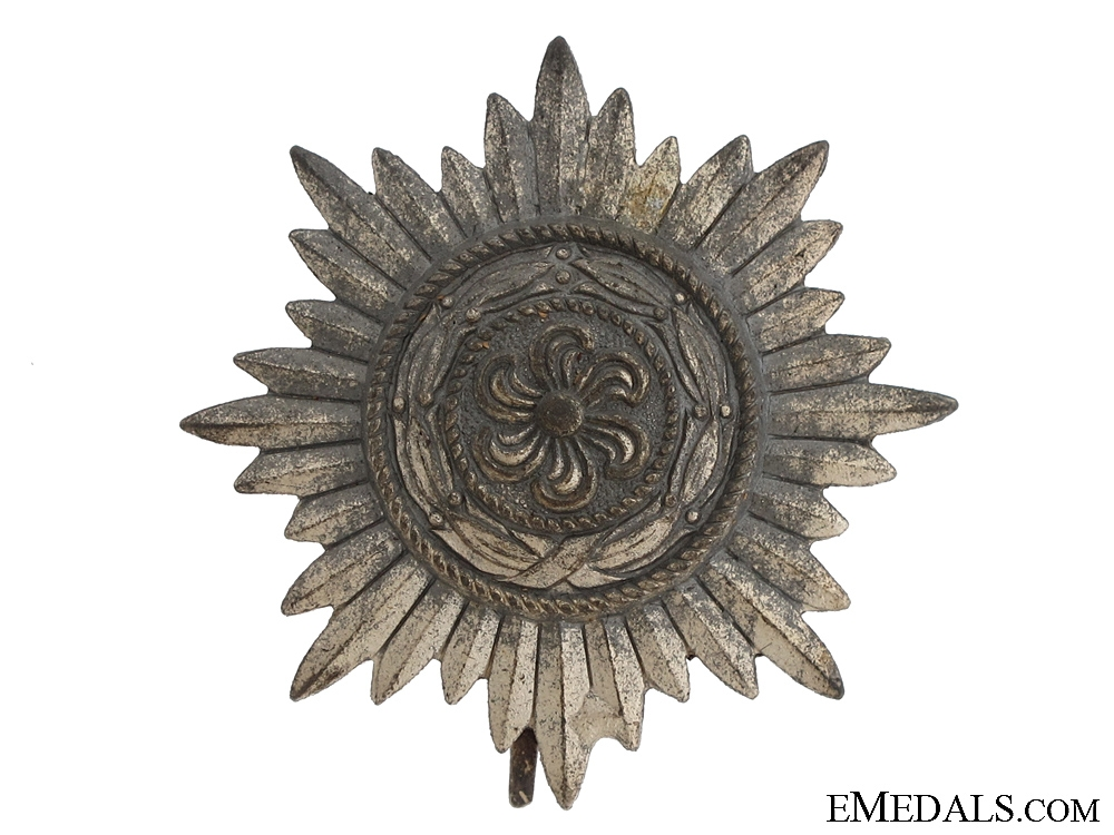 Ostvolk Decoration for Merit - Silver Grade