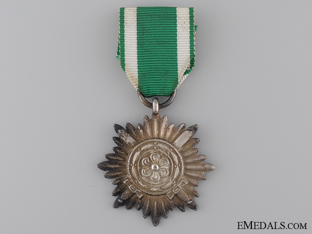 Ostvolk Decoration for Bravery on the Eastern Front; 2nd Class