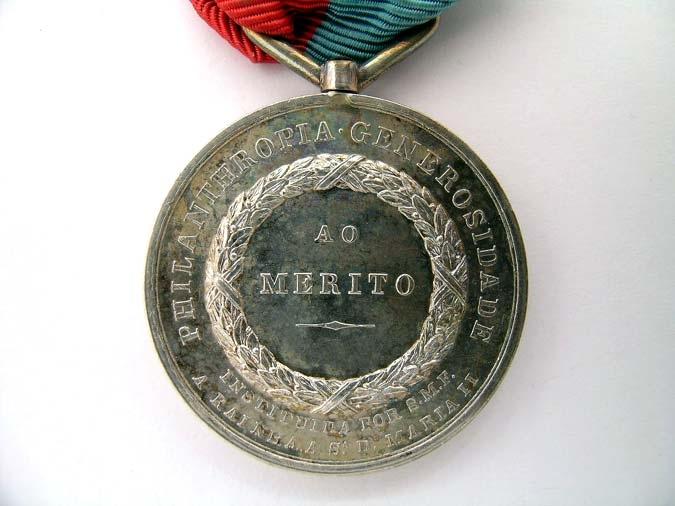 Merit Medal of Queen Maria II