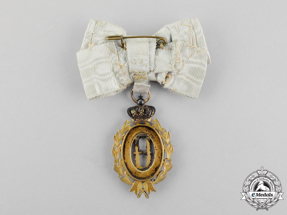 Serbia. An Order of Natalie, First Class
