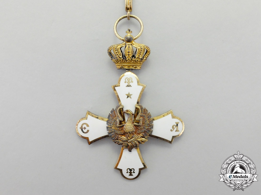 Greece. An Order of the Phoenix, Commander, Type I (1926-1935)