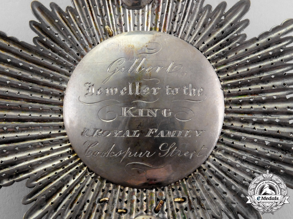 United Kingdom. A Most Honourable Order of the Bath, Knight Commander, c.1835